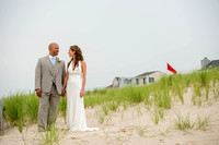 Gwenn and Rob Jersey Shore Wedding