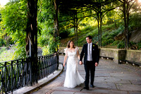 Tiffani and Whit - Central Park Wedding