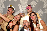 Danielle and Chris - Wedding Photo Booth